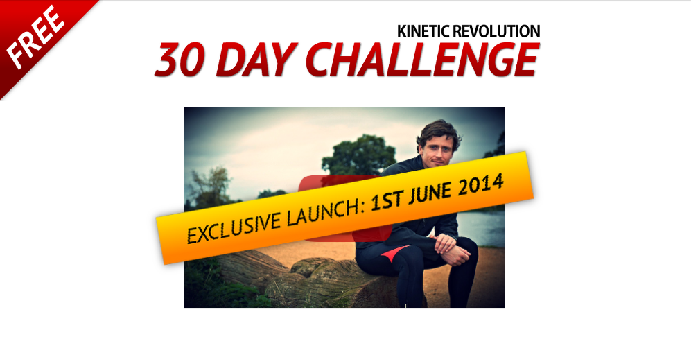 Transform Your Running - 30 Day Challenge