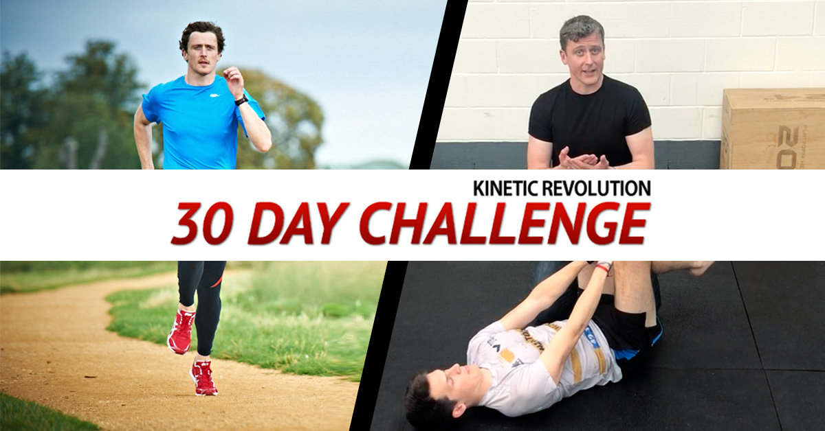 Day 1 - 30 Day Challenge | Kinetic Revolution