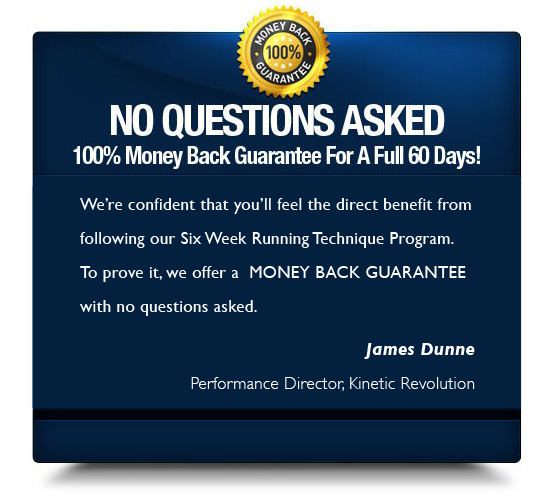 Kinetic Revolution 60 Day Guarantee
