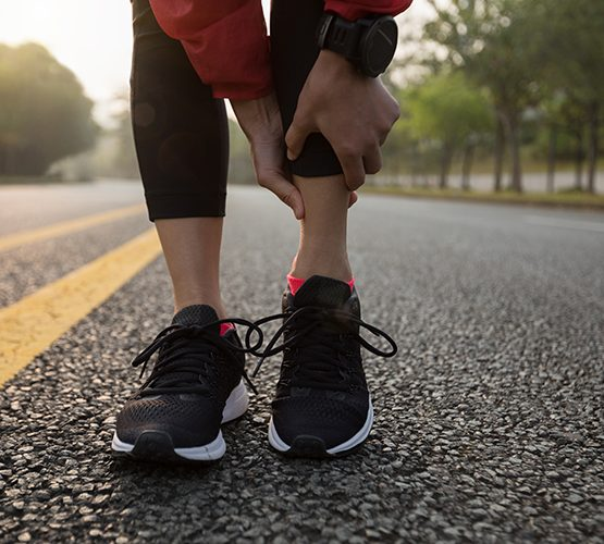 How to Treat Calf Pain After Running