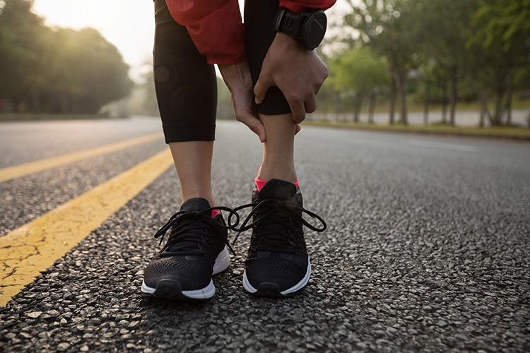 How to fix calf pain after running
