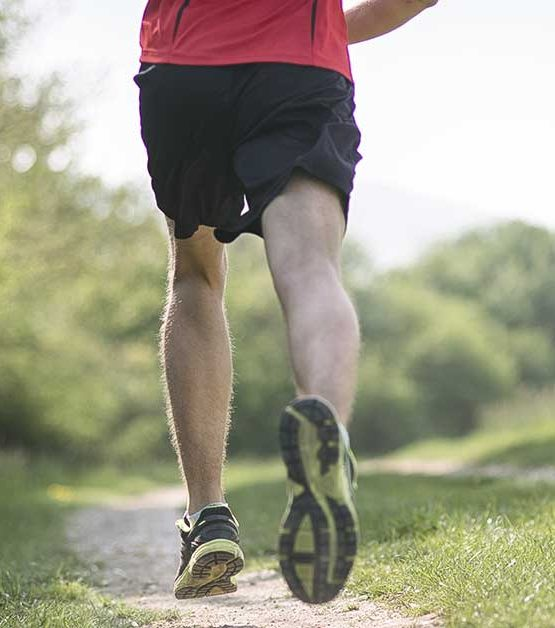 Forefoot Running: How to Avoid Calf Pain