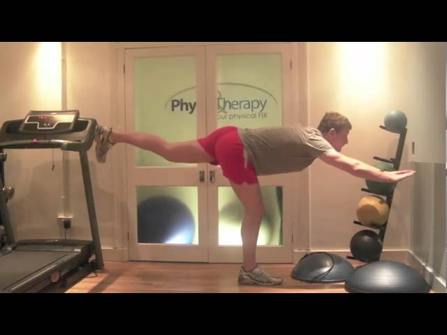 Hamstring Exercises For Runners | Run Coaching, Ironman and Triathlon Specialists - Kinetic Revolution