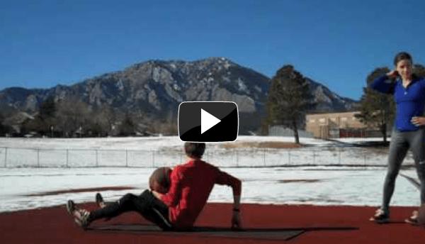 Medicine Ball Exercises for Runners