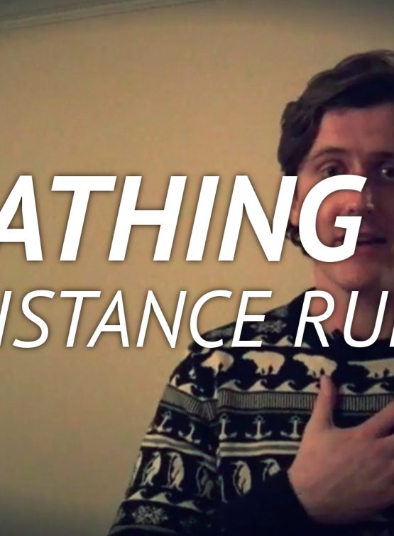 Breathing Tips for Distance Runners