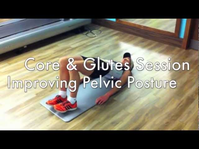 Glutes and Core Workout: Tamsin Lewis, Pro Triathlete