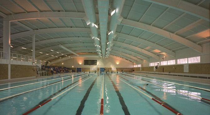 University of Bath 50m Pool