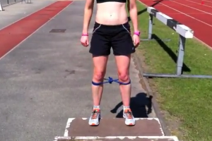 Knee Alignment & Control Exercise - Jump & Land