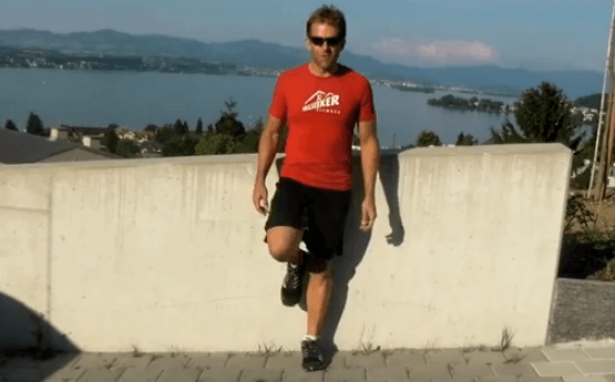 How to Improve Your Running Heel Lift