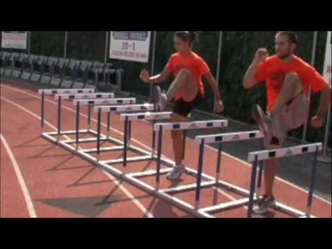Hurdle Drills Not Just For Hurdlers Run Coaching Ironman And Triathlon Specialists Kinetic Revolution