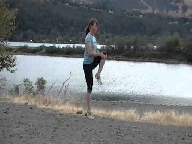 Two Great Exercises To Improve Running Hip Mobility | Run Coaching, Ironman and Triathlon Specialists - Kinetic Revolution
