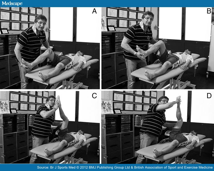 High or Proximal Hamstring Tendinopathy Test 1