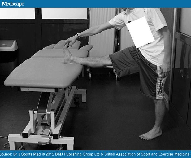 High or Proximal Hamstring Tendinopathy Test