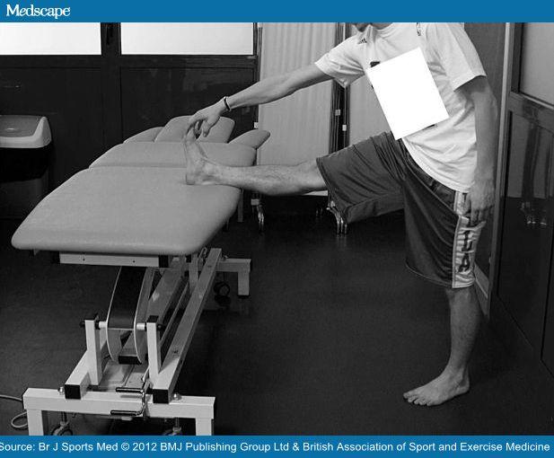 Puranen-Orava Test for High Hamstring Tendinopathy