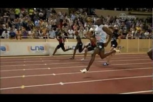 Usain Bolt Running Form: Sprinting & Easy Running