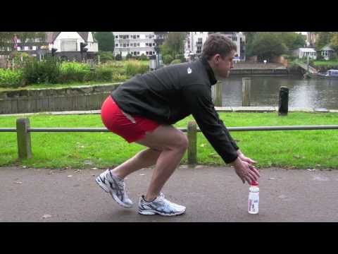 calf pain after running  how to self treat your calf injury