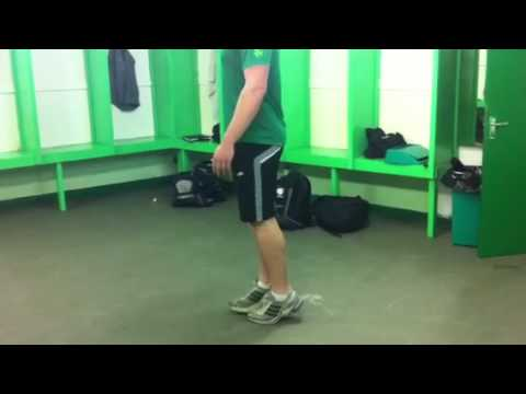 Running Calf Strength Exercise: Ankling Drill | Run Coaching, Ironman and Triathlon Specialists - Kinetic Revolution