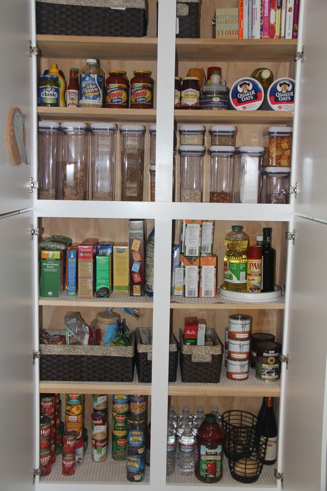 athlete's pantry