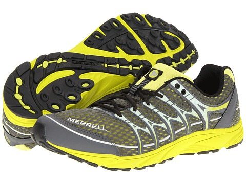 Merrell Mix Master  Trail Running Shoe Review