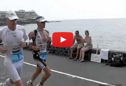 Gazelles vs Gliders – Pro Ironman Running Form