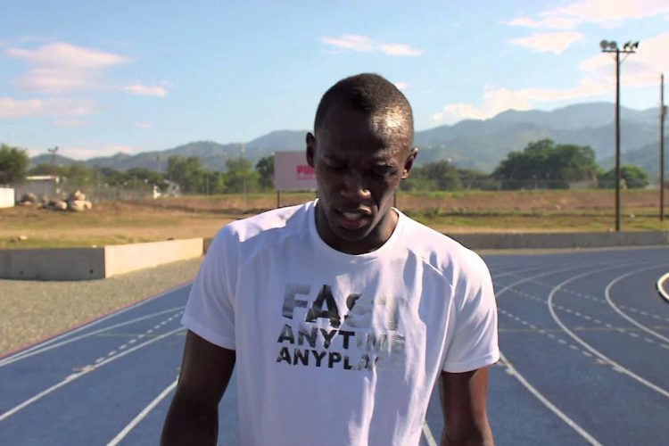 Usain Bolt: Phases of the 100m Sprint