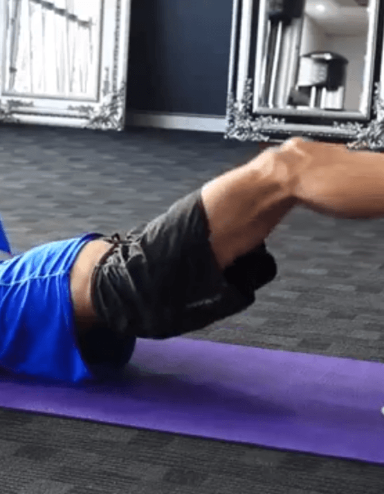 Craig Alexander Ironman Core Workout