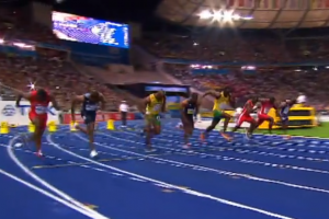 Usain Blot - Phases of the 100m Sprint