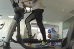 Elliptical Trainer for Runners