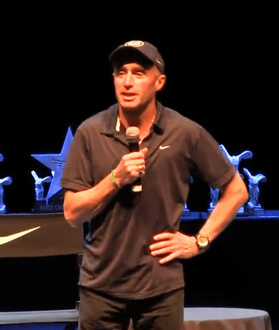 Alberto Salazar - Nike Oregon Project Head Coach