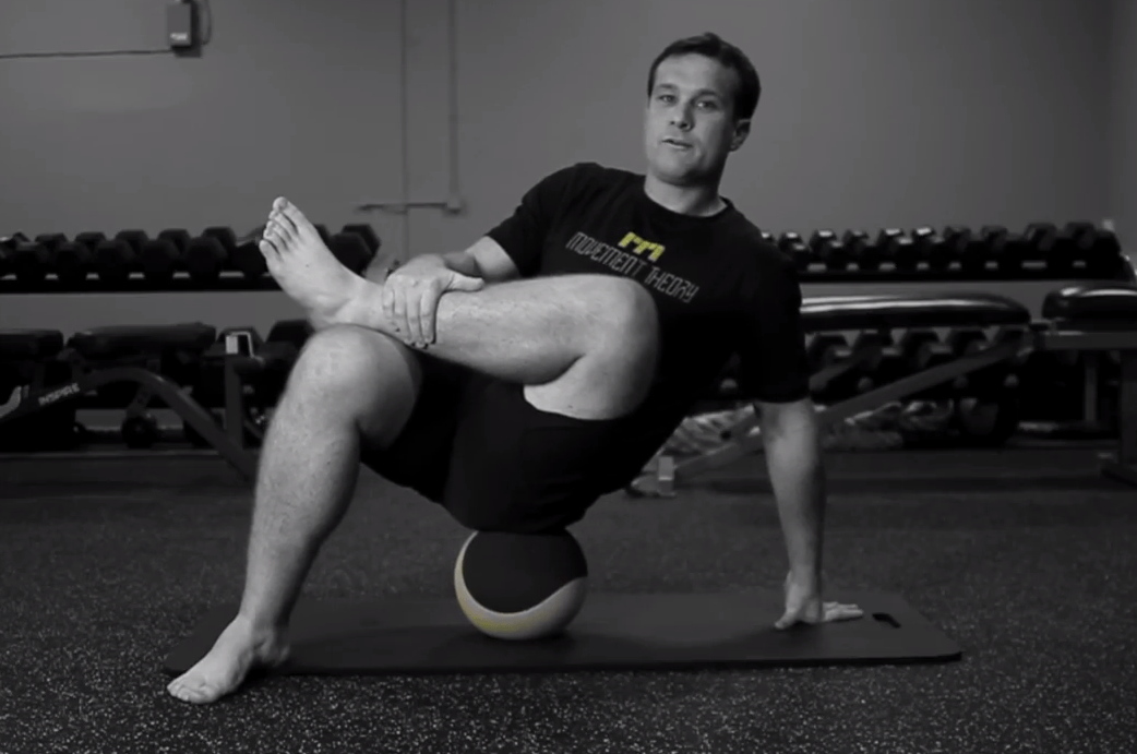 Piriformis Trigger Point Release for Hip Pain and Butt Pain | Run Coaching, Ironman and Triathlon Specialists - Kinetic Revolution
