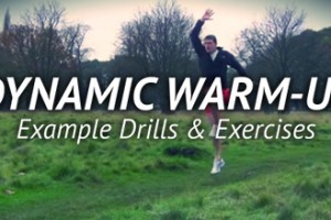 Dynamic Warm-Up for Running