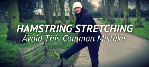 Hamstring Stretch for Runners – Don't Make This Common Mistake