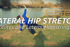 Lateral Hip Stretch for Runners and Triathletes
