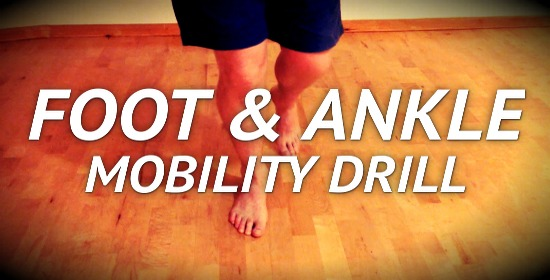Foot & Ankle Mobility Drill for Runners | Run Coaching, Ironman and Triathlon Specialists - Kinetic Revolution