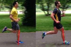 Running Technique Analysis