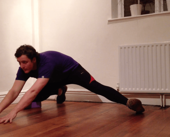 Adductor (Groin) Stretch for Runners & Triathletes