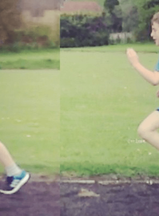 Head Position Affects Running Posture: How's Yours?