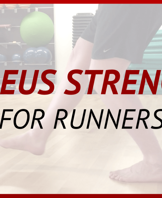 Soleus Strength Exercises for Runners