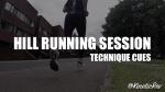 Uphill Running Technique