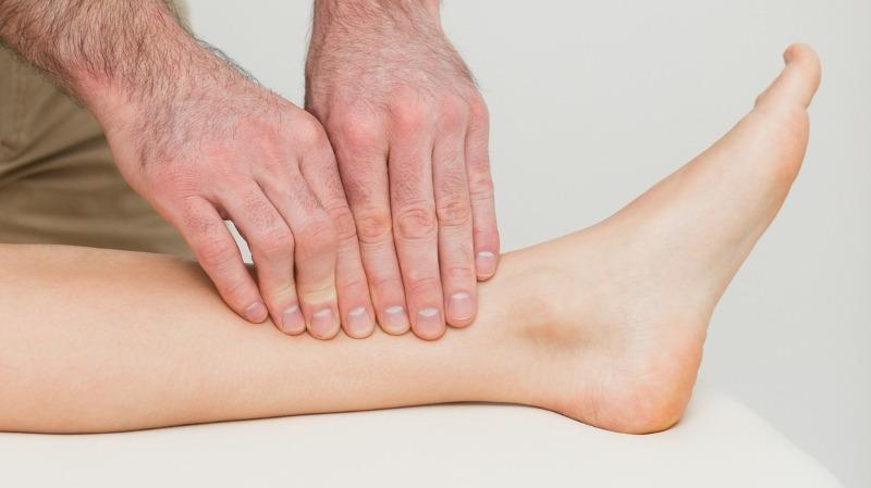 Soft tissue treatment for shin splints