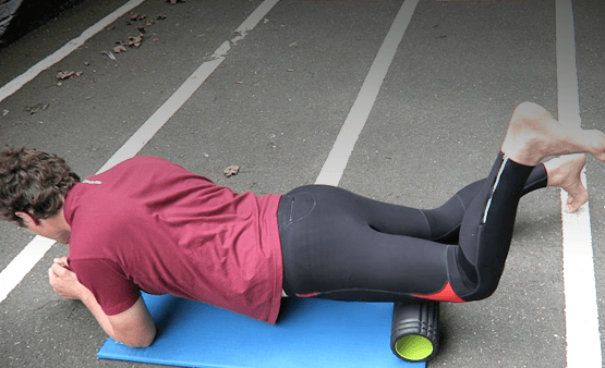 How to Foam Roll the Quadriceps Muscles
