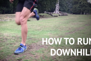 How to Run Downhill Faster and Pain Free