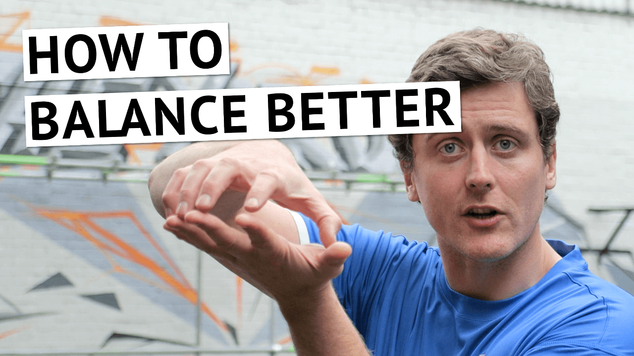 How to Improve Your Balance with One Simple Cue