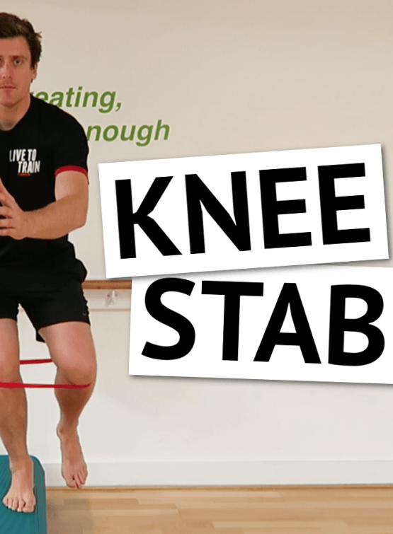Knee Stability Exercise for Runners