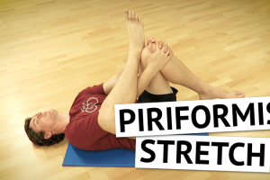 Piriformis Muscle Stretch