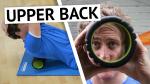 Foam Roller for Upper Back