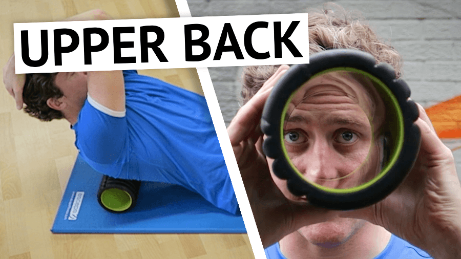 Upper Back Pain: Three Foam Roller Techniques