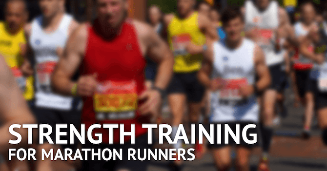 Strength Training for Distance Runners - Ultimate Guide - PDF Download