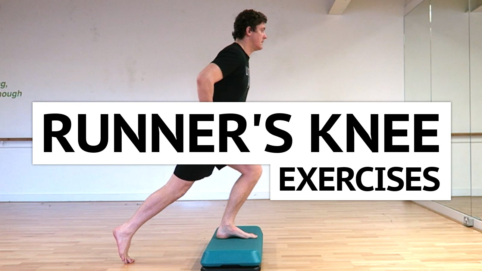 Runners knee exercises 10 minute rehab routine ccuart Image collections