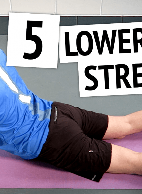 Lower Back Stretches for Runners